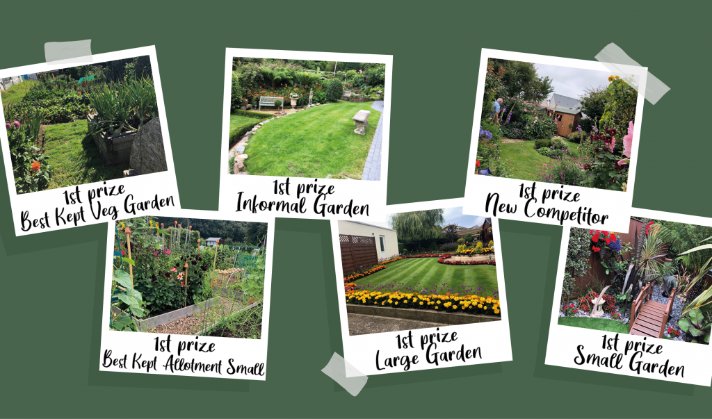 All Island Garden Competition Winners 2020